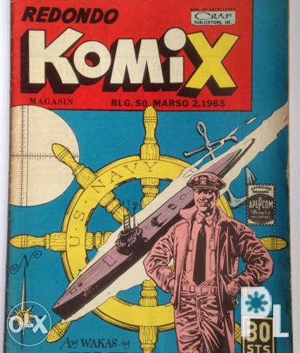 Vintage komiks for Sale in Pasay City, National Capital