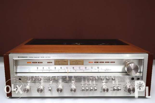 Vintage Pioneer SX1050 Stereo Monster Receiver
