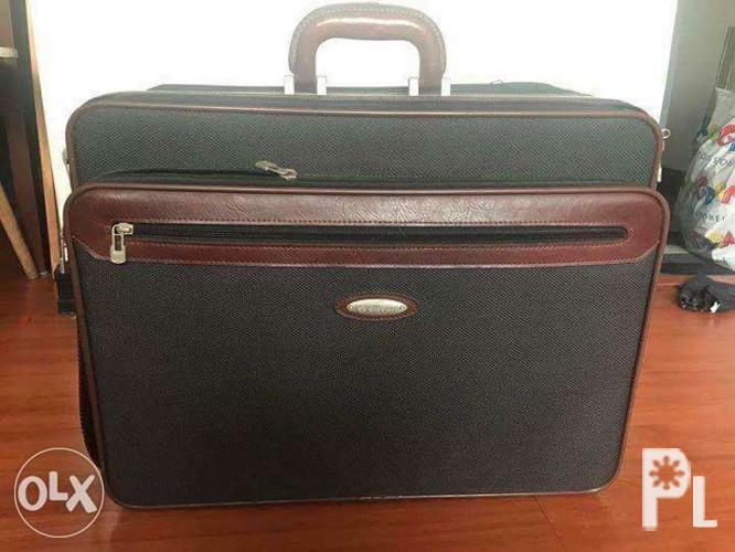 Vintage suitcase bagfrom Japan