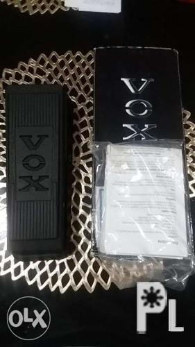 Vox V845 Wah Guitar Effects Pedal (with Mods) for Sale in