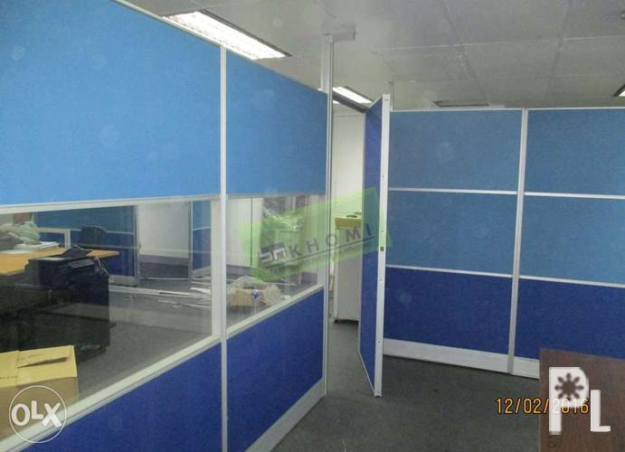 Wall Dividers Office Furniture And Partition Khomi