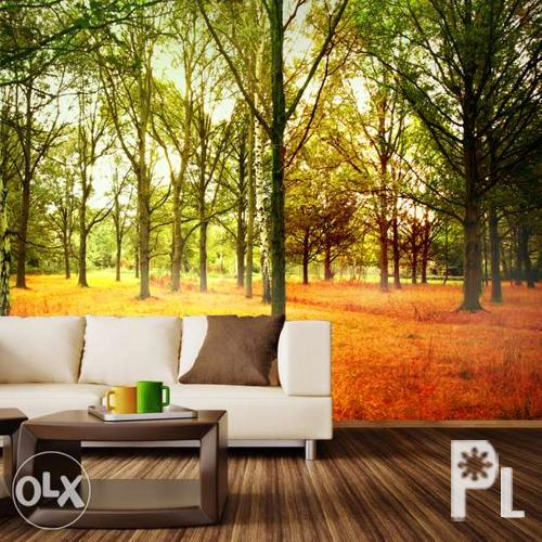 Wallpaper wall decor print for home office hotels for sale in quezon city national capital Home furniture quezon city
