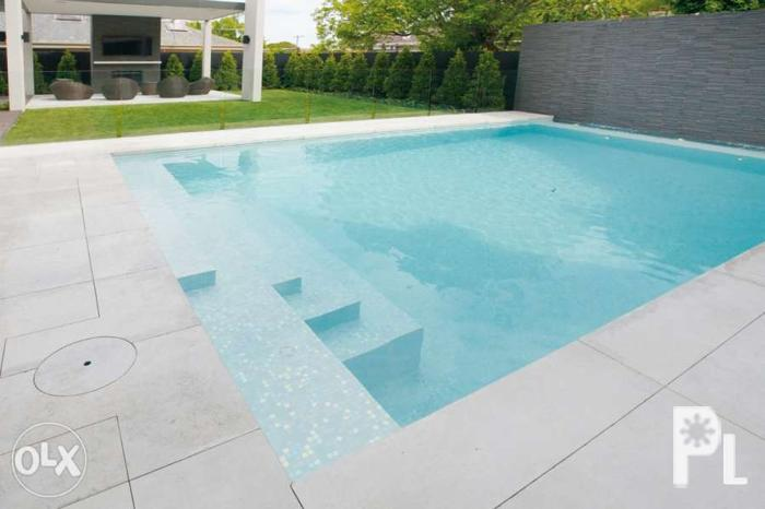 Waterproofing Tiling Construction Contractor Builder Swimming Pool For Sale In Quezon City