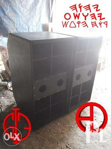 wbox 18 subwoofer speakerbox for Sale in Talisay City