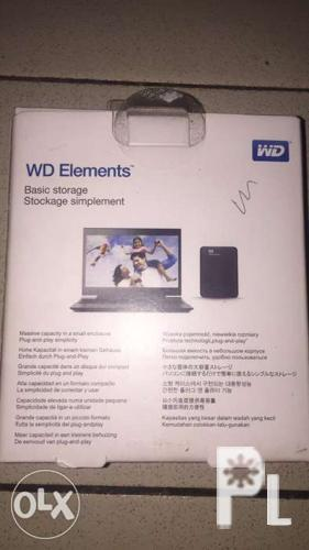 WD 1TB Ultra Color Black P 2,700