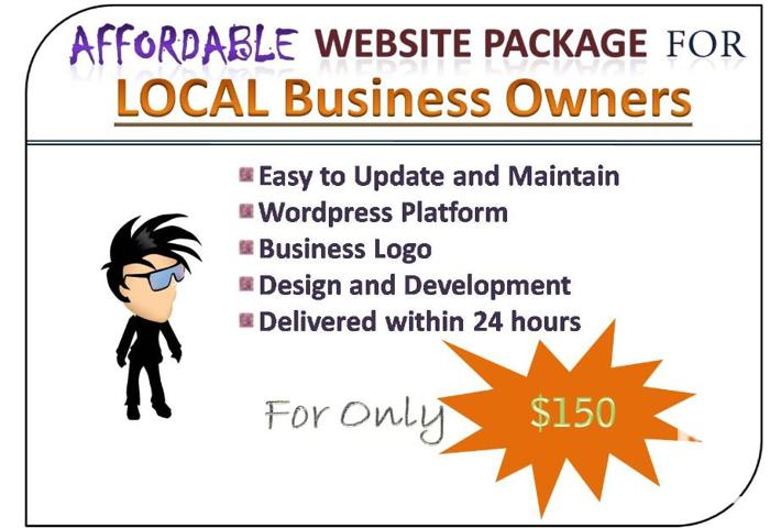 Website Promo Get Your Own Website Done Within 24 Hours