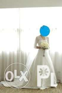 wedding gown and Groom suit set for Sale in Quezon City, National