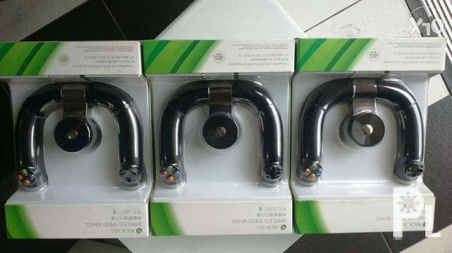Wireless Speed Wheel Xbox360 for Sale in Pasig City