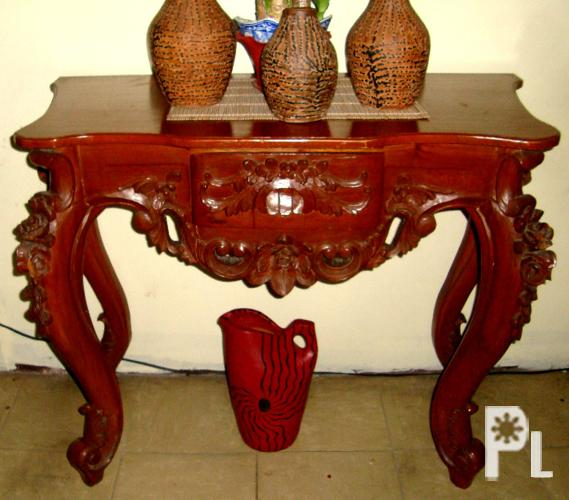 Wood Furniture Mirror And Table Set Quezon City For Sale In Quezon City National Capital