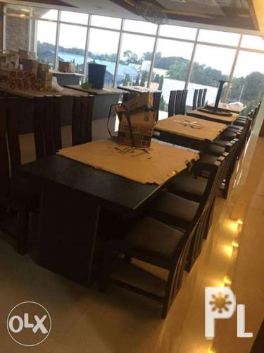 Wooden Dining Chairs For Sale In Angeles City Central