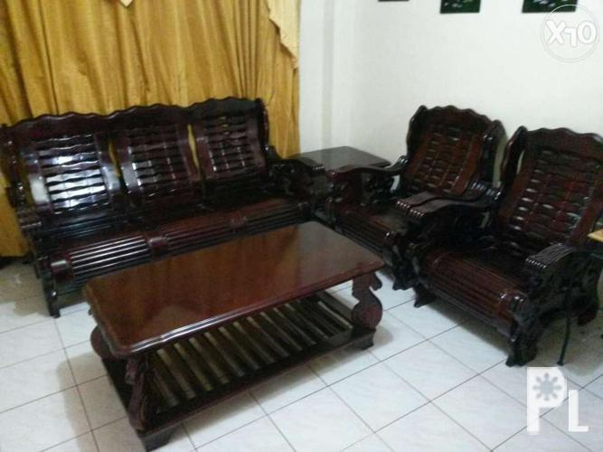 Wooden Sala Setcomplete For Sale In Guiguinto Central
