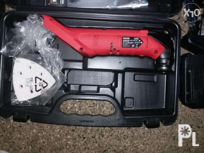 workzone cordless drill and multi tool 20 volts