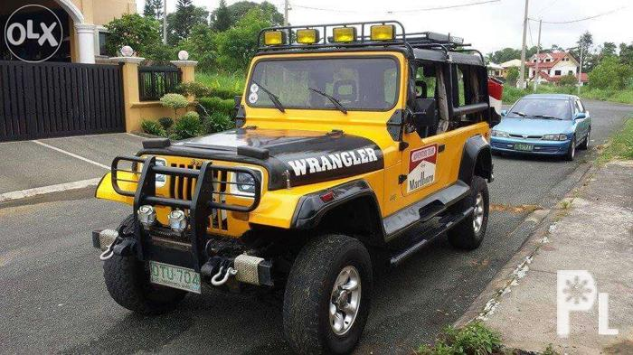 Image Gallery For Wrangler Jeep Assembled Rush Final
