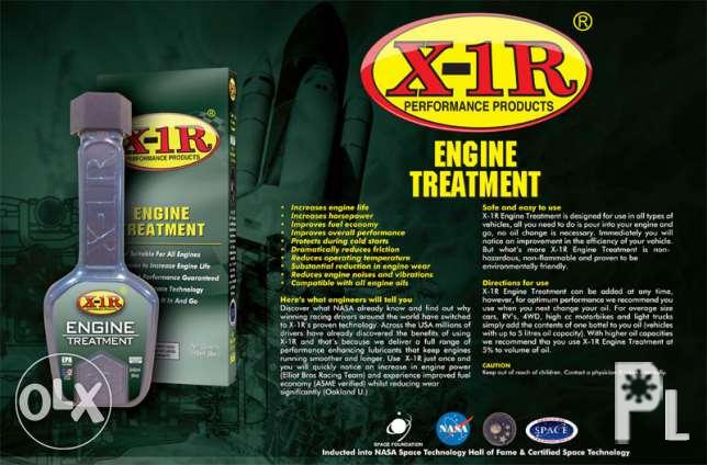 X1R Engine Oil Treatment for Sale in Taguig City, National Capital