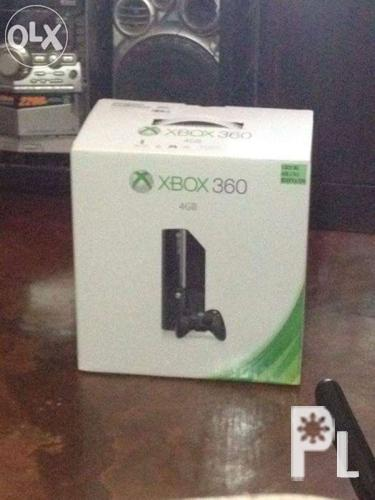 XBox 360 with 2 original controllers, 300GB hard disk &