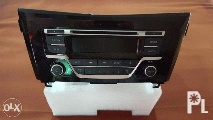 Xtrail Stock Stereo
