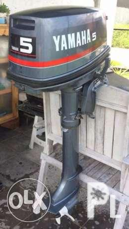 Yamaha 5HP Outboard Motor for Sale in Bacolod City, Western