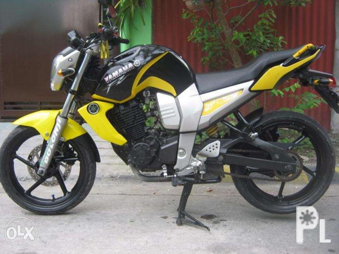 Yamaha FZ 150 all stock for Sale in Quezon City, National