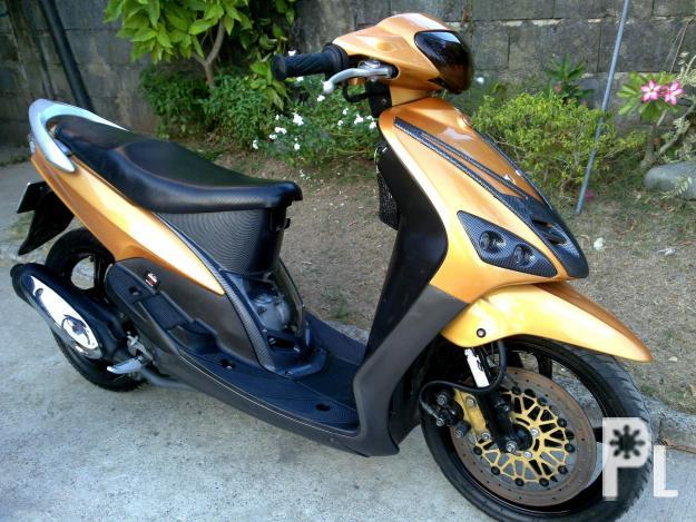 YAMAHA MIO 2009 MODEL 43K ONLY