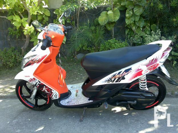 YAMAHA MIO SOUL 2008 MODEL 45K ONLY