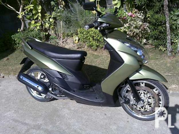 YAMAHA MIO SOUL 2009 MODEL 45K ONLY