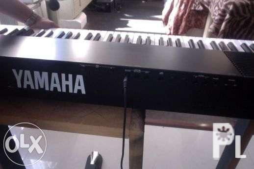 Yamaha pf 85 electronic electric piano keyboard with pedal for Yamaha p120 price