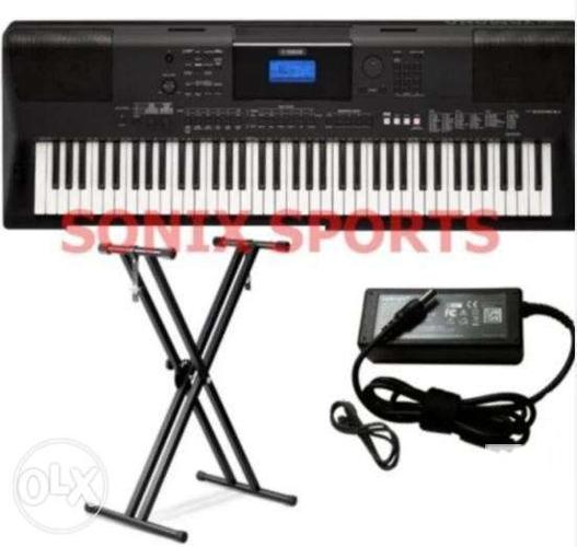 Yamaha PSREW400 76Key package