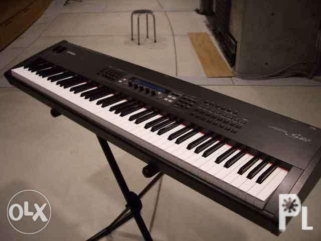 yamaha s80 synthesizer with accessories for sale in quezon