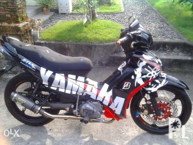 Yamaha Vega Force Fi 2014 For Sale In Olongapo City