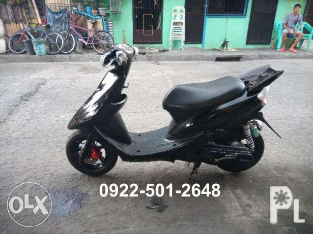 Yamaha ZK Evolution Scooter 49cc RUSH for Sale in Manila, National