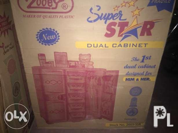 Zoey Super Star Dual Cabinet For Sale In Quezon City National