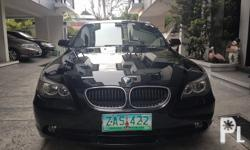 2005 Bmw 520i AT Leather 50tkms only All stock All original  Very fresh