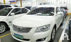 Toyota Camry 2006 Year 30,000 km mileage 0.0L Engine Gas Fuel Automatic transmission Front Wheel Drive First owned, All original, Tinted windows, Parking sensors
