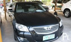 Toyota Camry 2008 Year 47,000 km mileage 0.0L Engine Gas Fuel Automatic transmission Front Wheel Drive All original, Tinted windows, All power, Cruise control, Wood panel