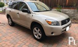 2008 Toyota Rav 4.  Nice commute car, has the 4 cylinder engine and automatic  4 wheel drive transmission.  It has 140k freeway miles.  Runs perfect, no mechanical issues.  Just replaced all the shocks.  Very clean inside and out.  Everything in the car