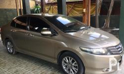 2009 Honda City 1.5 ivtec (top of the line) registered until sept 2018 complete legal documents 2 orig keys and manual booklet newly changed oil (honda oil) preventive maintenance done valve clearance adjustments replace brake pads AT fluid air filter /