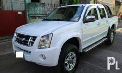 2009 Model Isuzu D Max LS 4x23.0d Automatic Transmission100,000 Km ReadingDiesel EngineOriginal Color WhiteStep Board98% Thick TiresBed linerBack SensorStrong Air ConDual AirbagSuper Fresh In and OutNo DentNo Scratch100%
