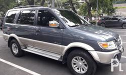 2010 Isuzu Crosswind XUV AT � 2.5 Turbo Diesel� Automatic Transmission� First Owner / Owner is the seller� Very Reliable Engine� Mileage: 100k� Despite the high mileage, the engine is well taken care of. Oil change every 5,000 km� Very Well Maintained