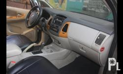 2010 Toyota Innova G Diesel AT Make Toyota Model Innova Variant G Diesel AT Body Type MPV Engine Size 2.5 Transmission Automatic Fuel Type Diesel