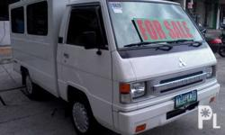 2011 Mitsubishi FB van good for business purposes school service3 door van cool dual aircon good tires and paint registered up to date complete papers good running condition cool dual aircon power steering no accident history