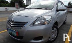 2011 Toyota Vios MT 1st owned All Power SRS Airbag 1.3E VVTi engine Fuel Efficient Keyless entry NEW TIRES NEW BATTERY NEW ALARM Automatic Power Window Roll Up