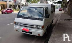 Description 2012 Mits L300 fb deluxe Php 112k Diesel manual 60tkm only Like new and almost brand new tires No to fix. aircon A1 cond. Fresh in out registered clean papers.