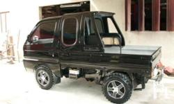 Gawin: Suzuki Modelo: Iba pa Taon: 2012 Uri ng sasakyan: Pickup Trucks Kondisyon: Bago -2012 assembled -4x4 or 4x2 -cat eye version headlights -660cc engine -urethane paint(wet look) -new upholstery -brandnew 640/650 x 13 kargador tires (4x4) -brandnew