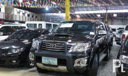Toyota Hilux 2012 Year 36,000 km mileage 3.0L Engine Diesel Fuel Manual transmission 4x4 Local, Casa maintained, All original, 1st Own, Extended bumper, DVD Player + 3x Monitor TV, Front and Rear camera, Aluminum retractable bed liner