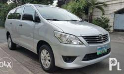 2012 Toyota Innova E diesel automatic Make:Toyota Please contact me directly via my Email: volvodrino yahoo.com Model:Innova 2.5E Diesel Year:2012 Number Plate:tqr625 Mileage:75121 km Capacity:9 cc Color:Silver Body Type:Wagon Engine Type:Diesel