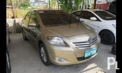 2012 Toyota Vios 1.3 G AT Make Toyota Model Vios Variant 1.3 G AT Body Type Sedan Engine Size 1.3 Transmission Automatic