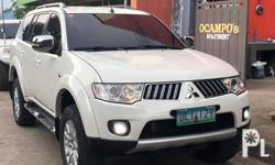 Mitsubishi Montero Sport manual diesel 2013 All intact Very shiny in actual! Very fresh interior! Very smooth ride No history of major collisions ( To see is to believe) Well-Maintained and duly serviced Perfect for Daily Driving and safety in mind will