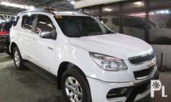 Chevrolet Trailblazer duramax 2014 Year 30,686 km mileage 0.0L Engine Diesel Fuel Automatic transmission 4x4 Leather interior Aircon Airbags Power steering Electric windows Immobilizer Central lock Alarm CD+Mp3 audio system