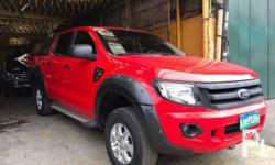 Ford Ranger XLT 2014 Year 35,000 km mileage 0.0L Engine Diesel Fuel Manual transmission 4x2 2014 Ford Ranger XLT - Manual transmission - Red - Original paint - Diesel - Very Fuel Efficient - 1st Owner,Complete Documents - All Power features (Voice