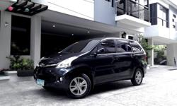 2014 Toyota Avanza 1.5G 1st owned all power All original Very fresh Like new